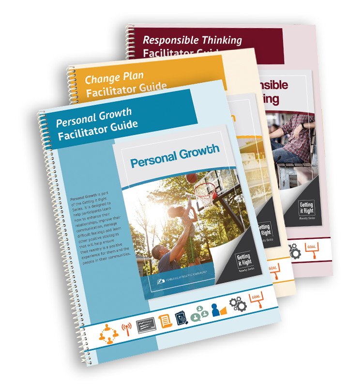 Getting it Right Facilitator Guide Set
