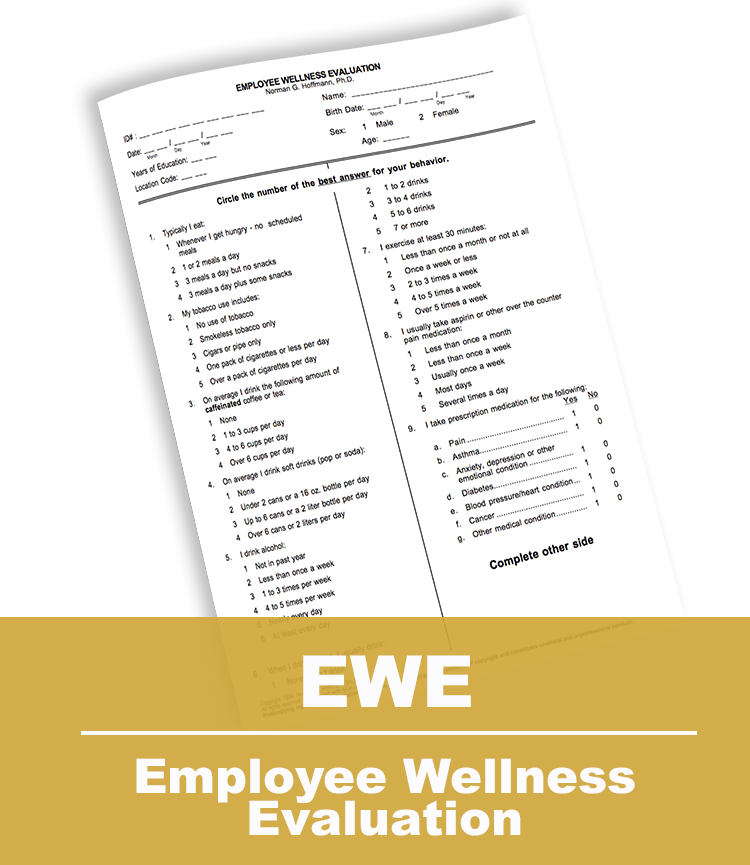 Employee Wellness Evaluation