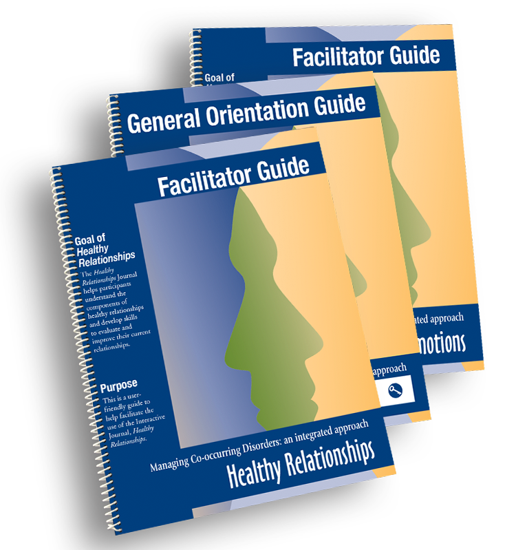 Managing Co-occurring Disorders Full Set of Facilitator Guides