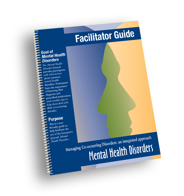 Mental Health Disorders Facilitator Guide