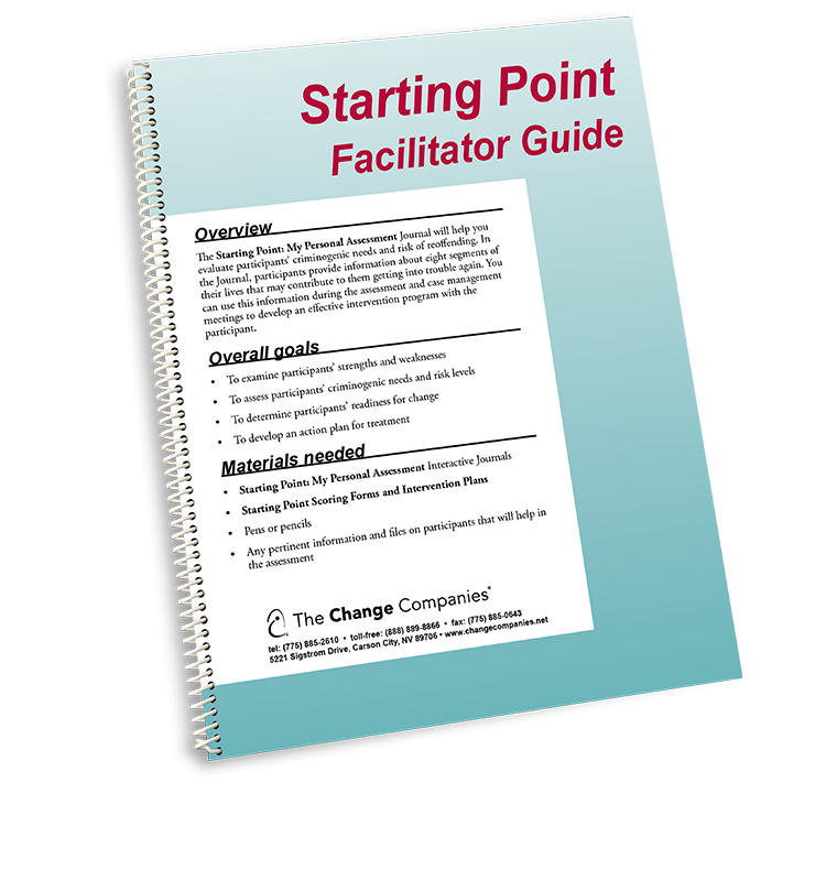 Starting Point Facilitator Guide