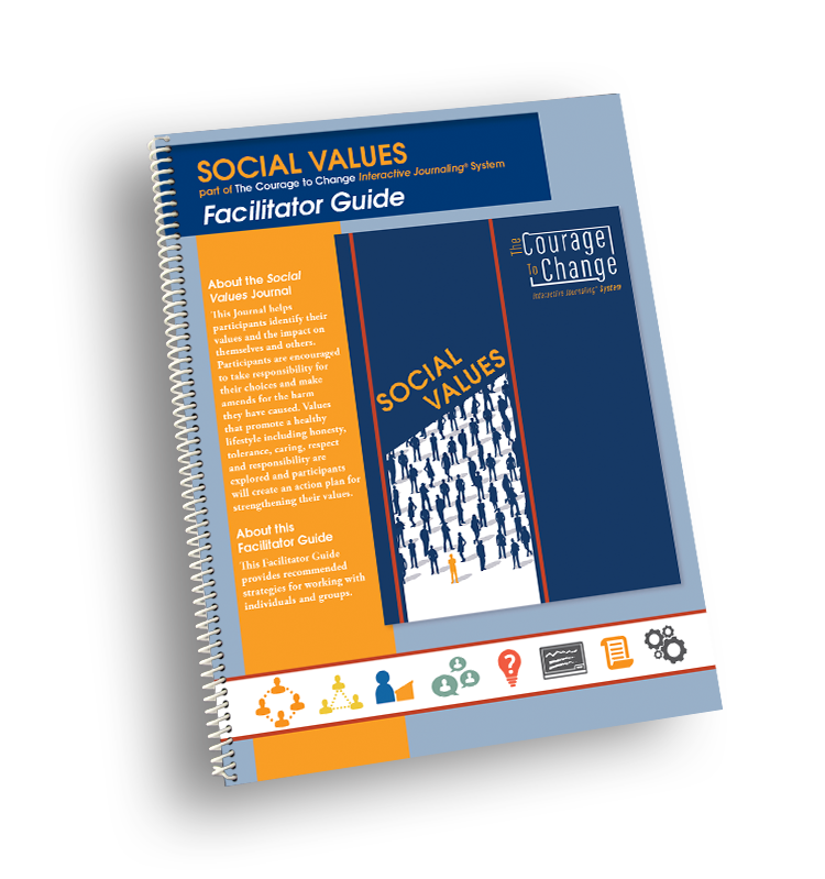 Social Values Facilitator Guide – The Courage to Change