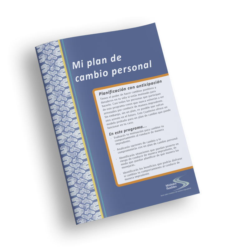 My Personal Change Plan (Spanish)