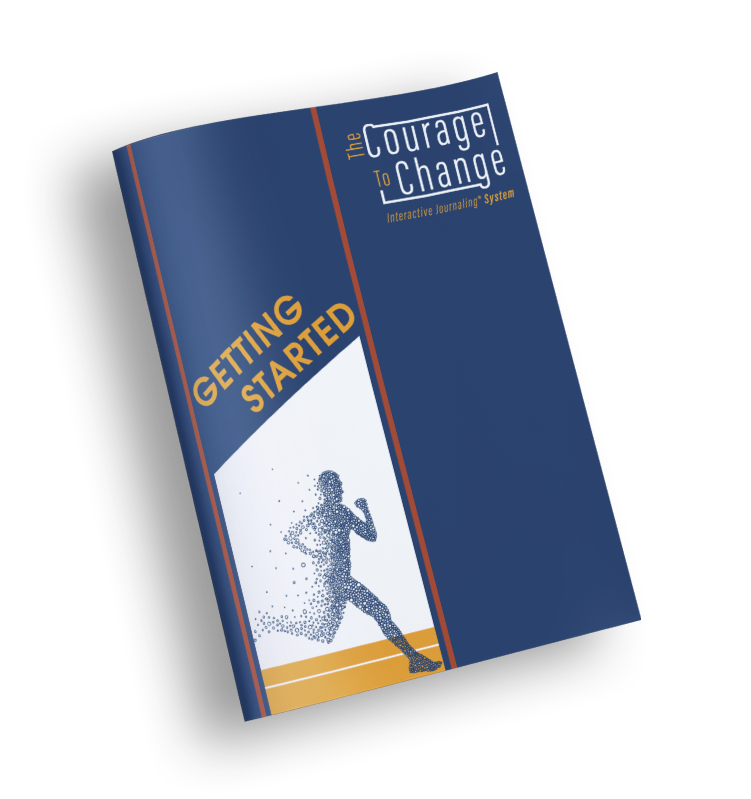 Getting Started - The Courage to Change