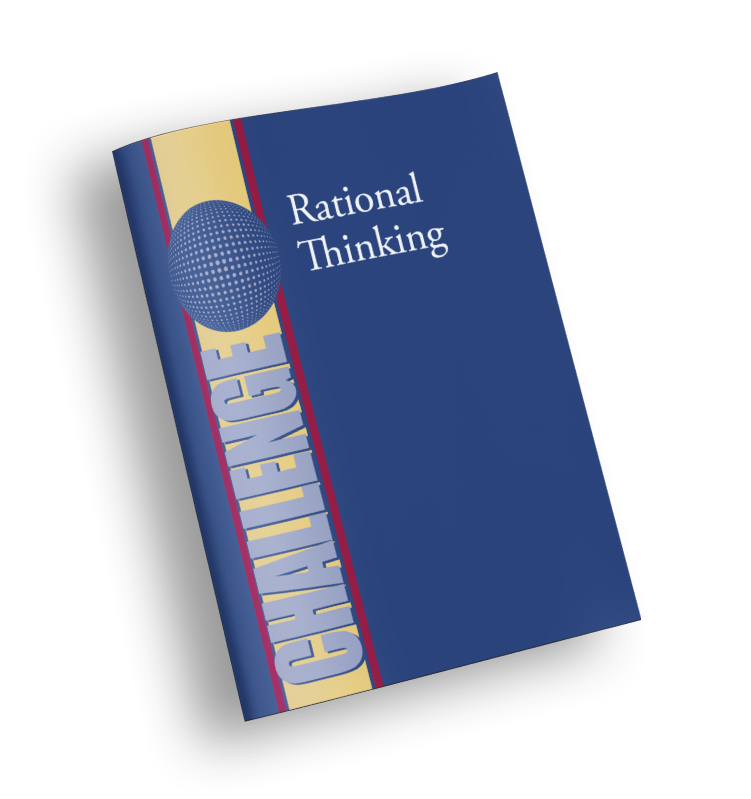 Rational Thinking - CHALLENGE