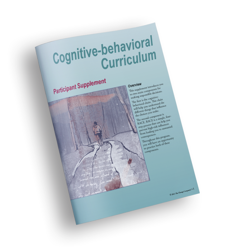 Cognitive-behavioral Curriculum Supplement