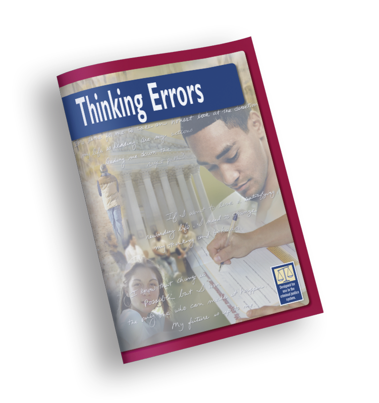 Thinking Errors – Corrective Actions