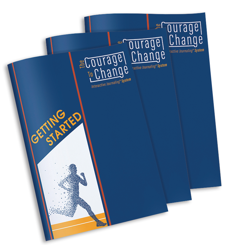 The Complete Courage to Change Journal Set