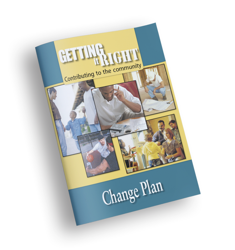 Change Plan – Getting It Right