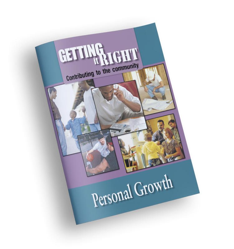 Personal Growth – Getting It Right