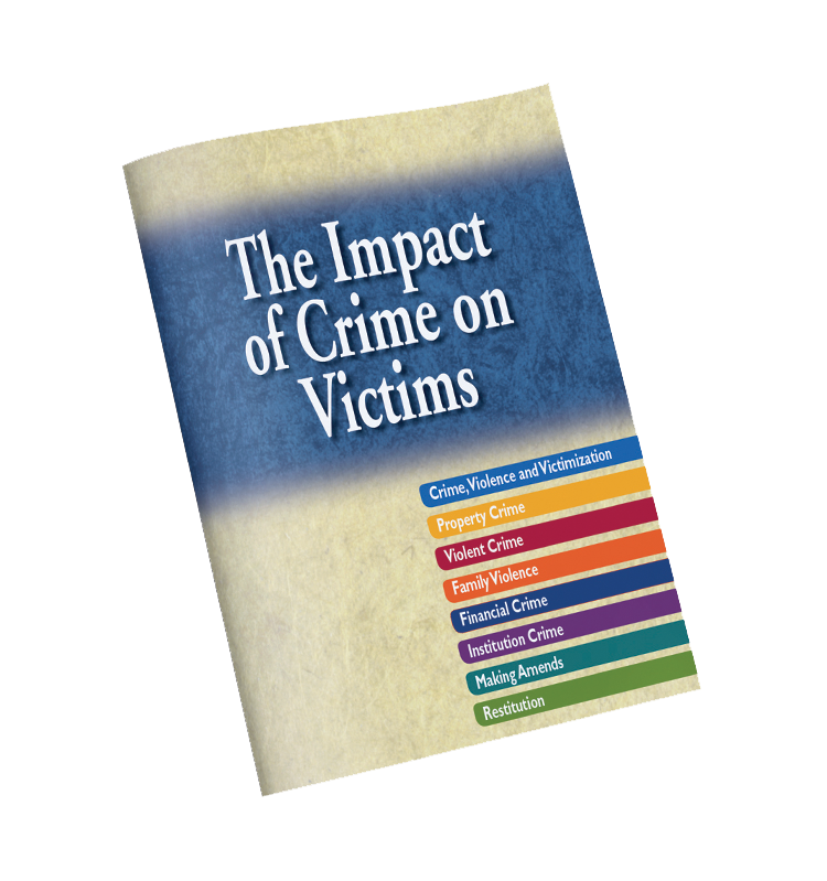 The Impact of Crime on Victims Interactive Journal