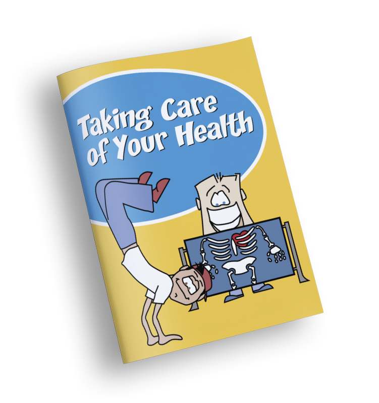 Taking Care of Your Health - Preteen