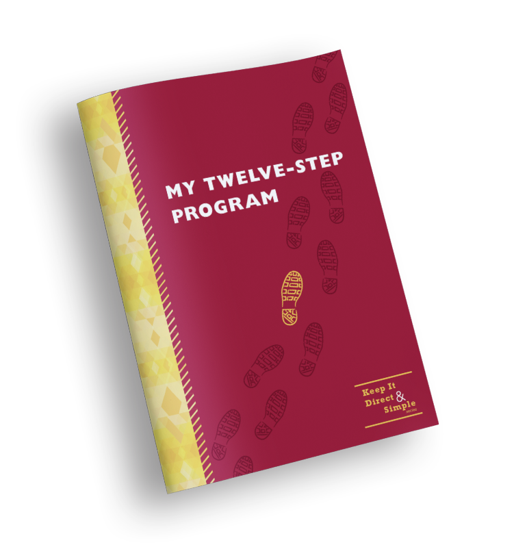 My Twelve-Step Program